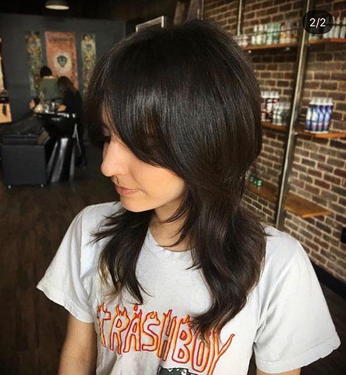 Shaggy Medium Haircuts 2020