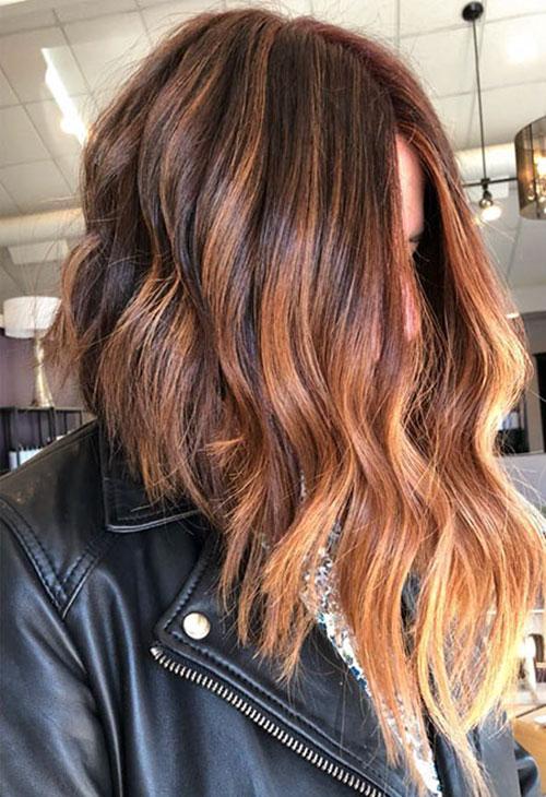 Medium Length Hairstyles