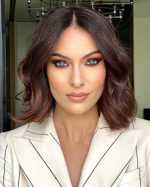 Medium Brown Hair
