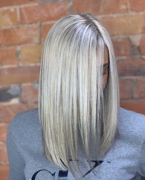 Haircuts For Medium Straight Hair