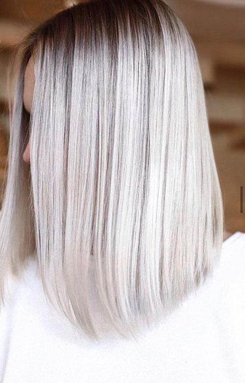 Medium Haircuts Straight Hair