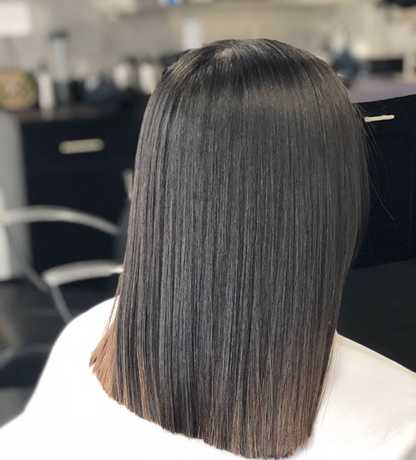 Hairstyle For Medium And Thin Hair