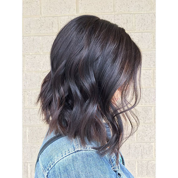 Medium Haircuts For Thin Hair