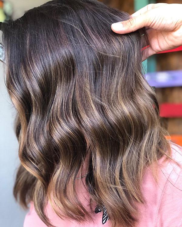 Medium Hairstyles For Thin Hair 2020