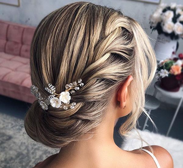 Medium Updo Hairstyles
