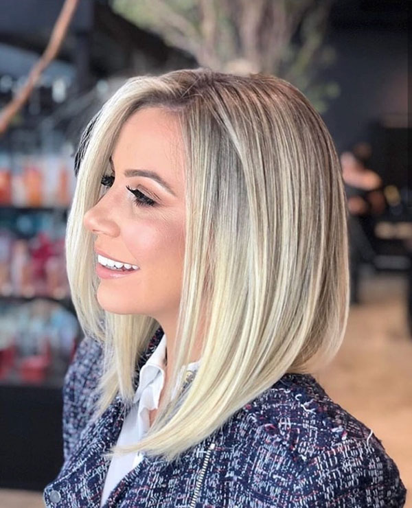 Images Of Straight Medium Haircuts