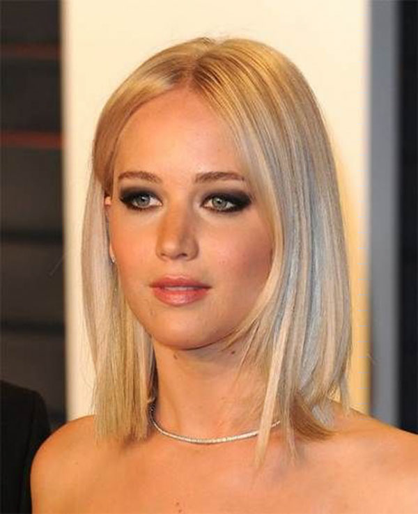 Pictures Of Medium Straight Hairstyles