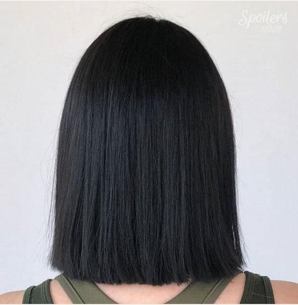 Haircut Ideas For Medium Straight Hair