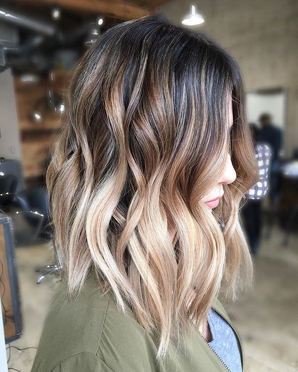 30 Medium Hair Color Ideas That Help You Update Your Look Easily The Best Medium Hairstyles Ideas 2020