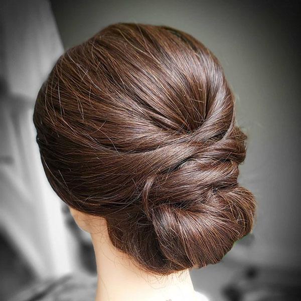 Medium Bridesmaid Hairstyles 2020