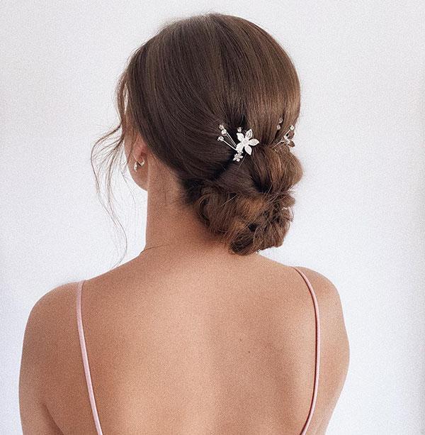 Bridesmaid Hairstyles For Medium Hair