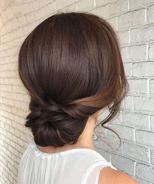 Bridesmaid Hair For Medium Hair