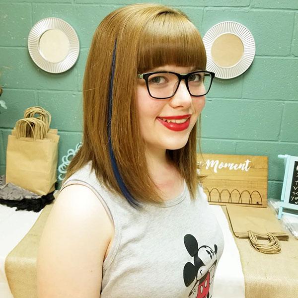 Medium Haircut With Bangs 2020