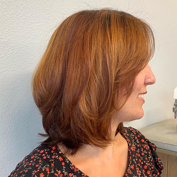 Sweet Haircuts For Medium Hair