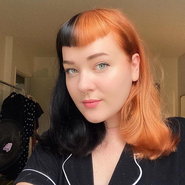 Bangs On Medium Hair