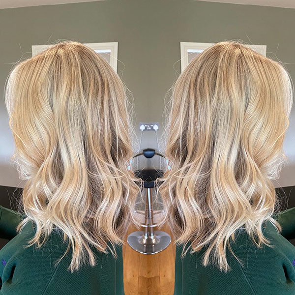Medium Hairstyles And Color
