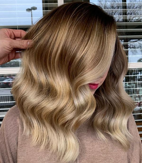 Medium Length Professional Haircuts For Women