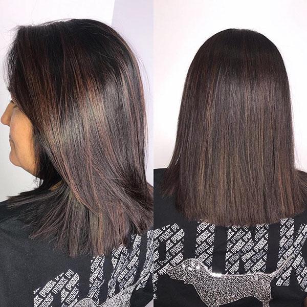 Medium Haircuts For Girls 2020