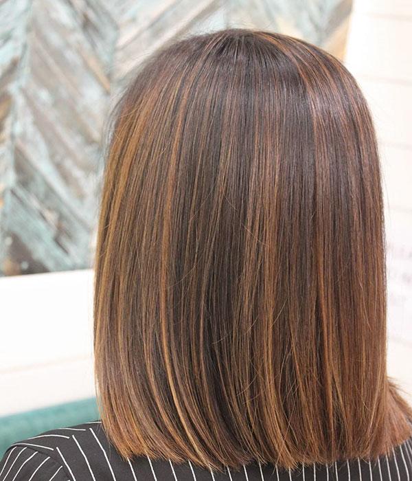 Medium Length Professional Hairstyles