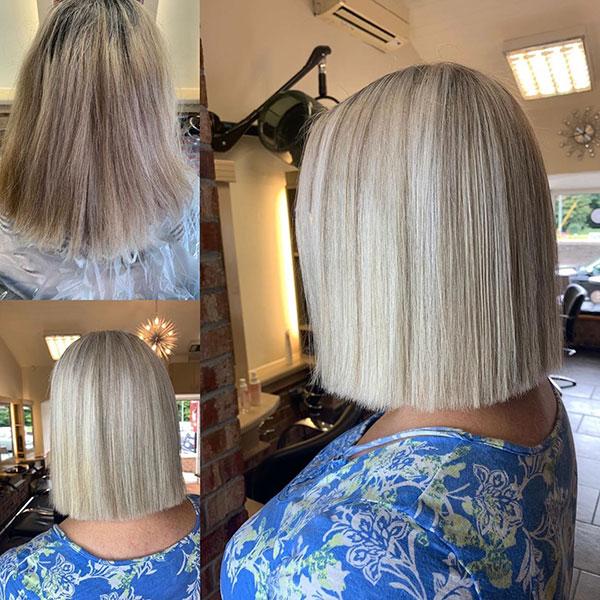 Cute Hair Color For Medium Hair