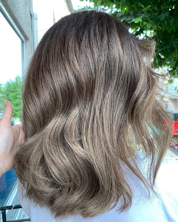 Medium Length Modern Professional Hairstyles