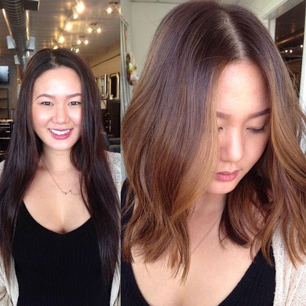 Cool Medium Hair For Girls