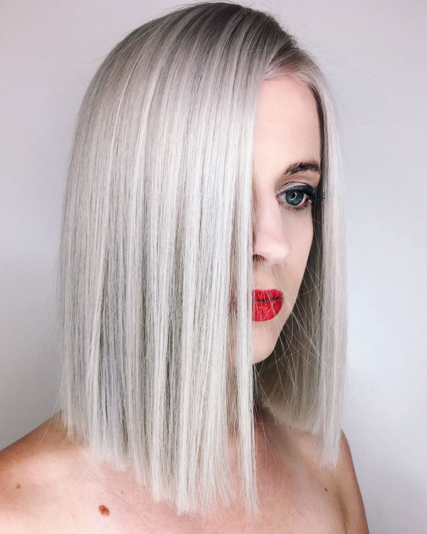 Professional Haircuts For Medium Length Hair