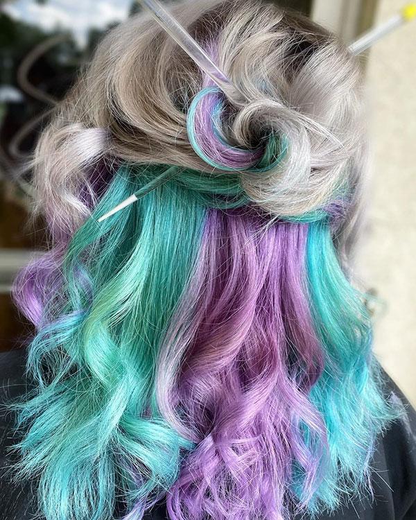 Hair Color For Medium Hair
