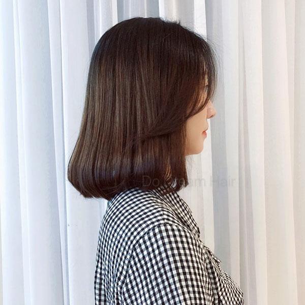 Korean Medium Hair