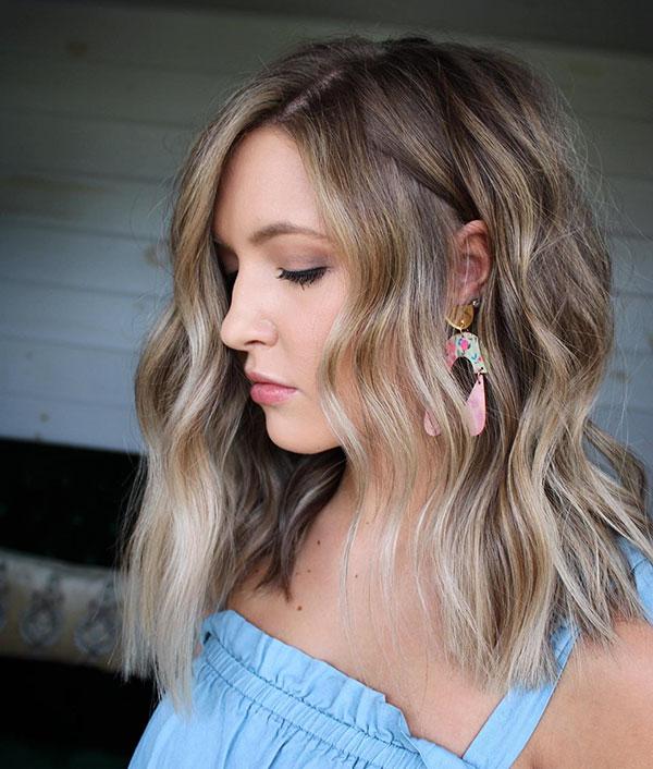 Medium Hair Color Ideas
