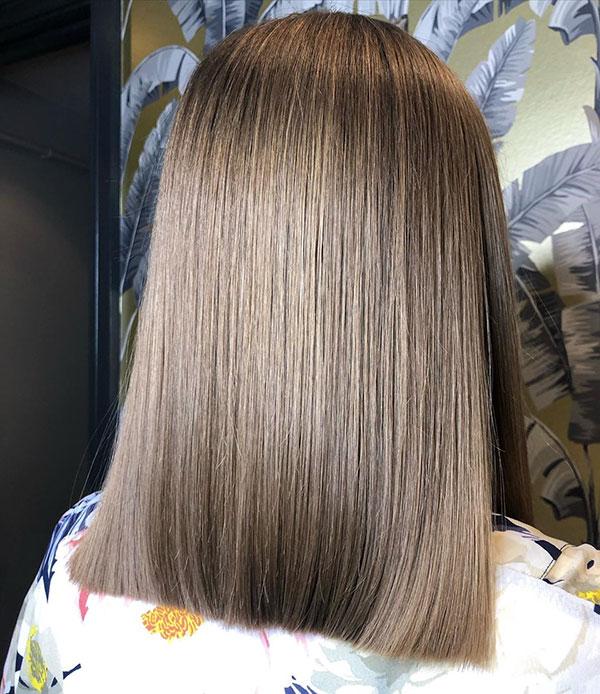 Sharp Medium Haircuts For Girls