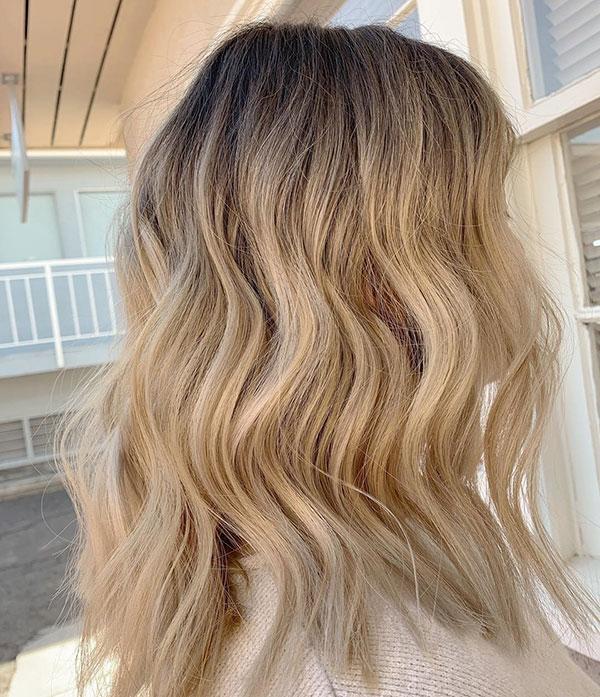 Medium Haircuts For Girls