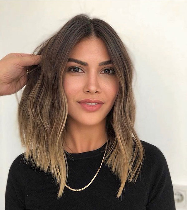 Images Of Medium Ombre Hair