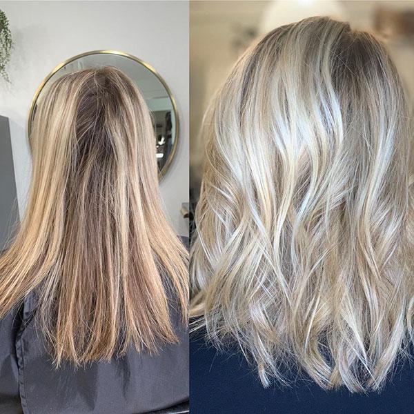 Choppy Haircuts For Medium Hair