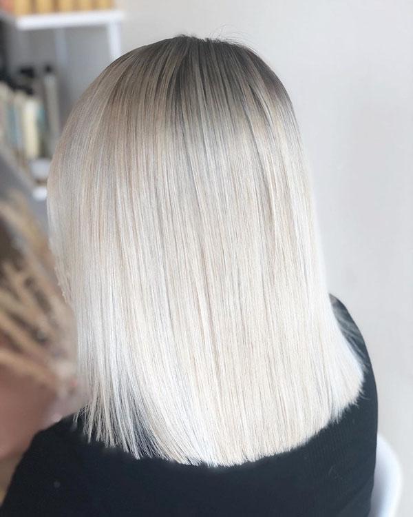 Classy Medium Hair