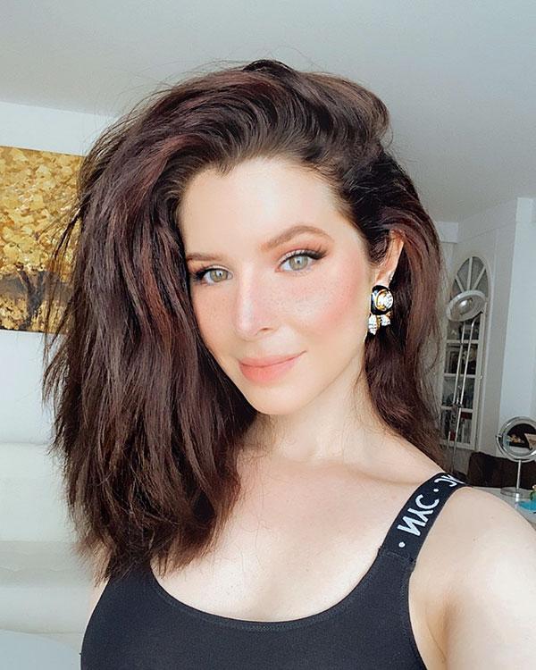 Medium Chocolate Hair Ideas