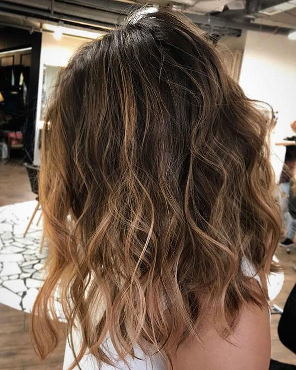 Images Of Medium Choppy Hairstyles