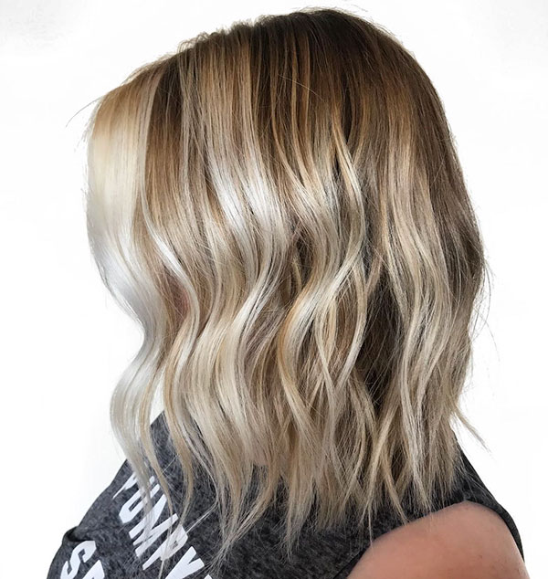 Medium Hair For Girls