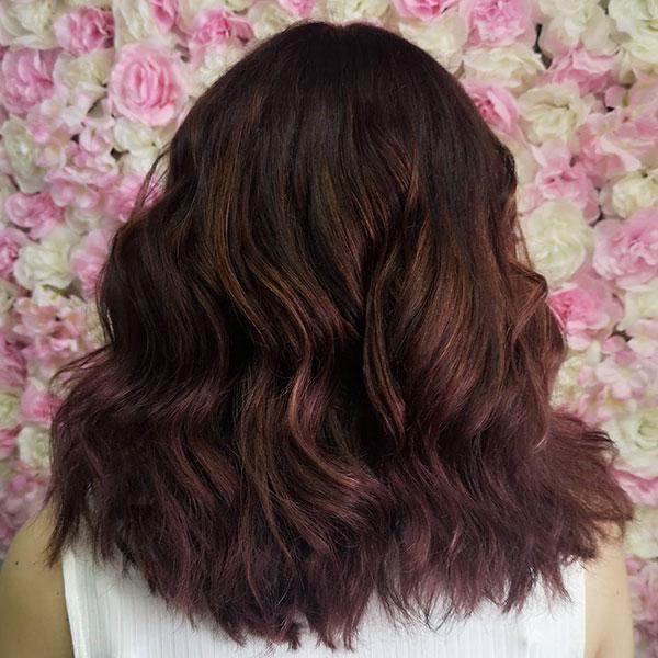 Medium Chocolate Hair For Women