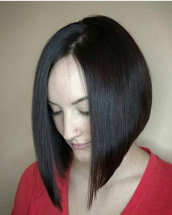 Sharp Hairstyles For Medium Hair