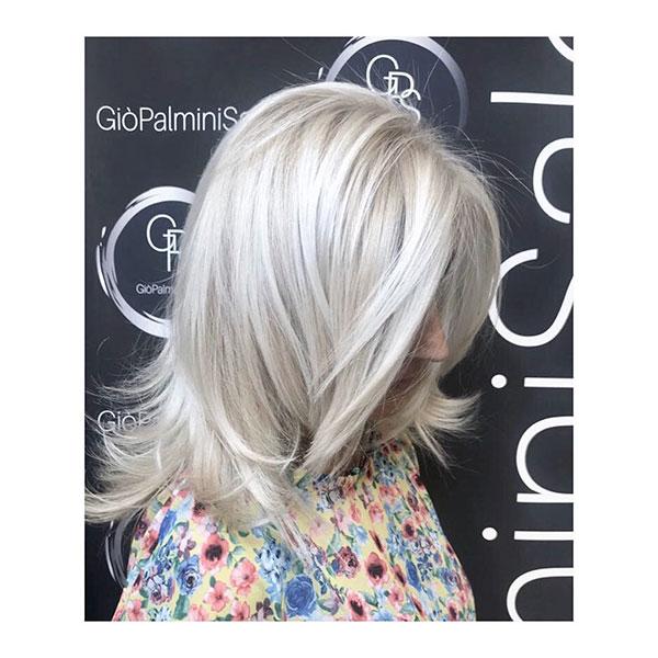 Classy Medium Haircuts