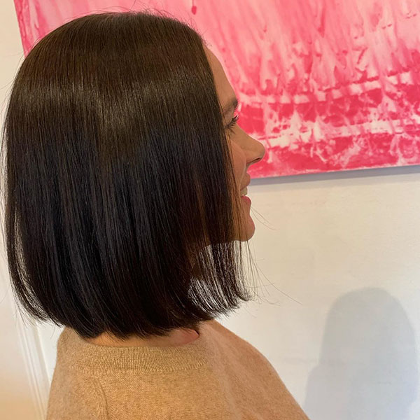 Medium Chocolate Hair Color