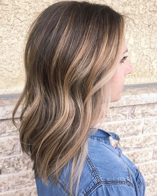 Different Hairstyles For Girls With Medium Hair