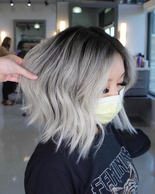 Haircuts For Medium Ombre Hair