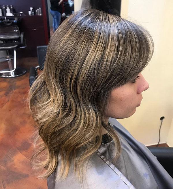 Haircuts For Classy Medium Hair