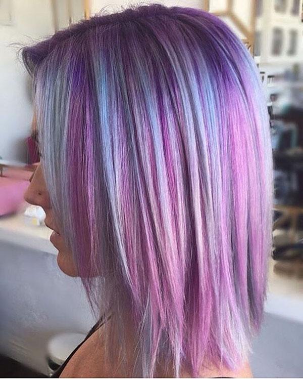 Medium Straight Hair Pictures