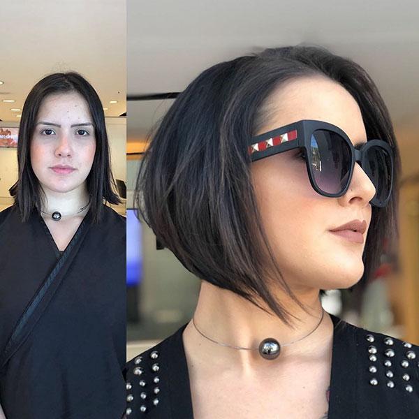 Sharp Medium Haircuts 2020