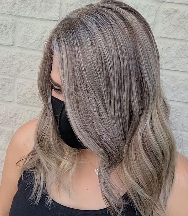Classy Medium Hairstyles