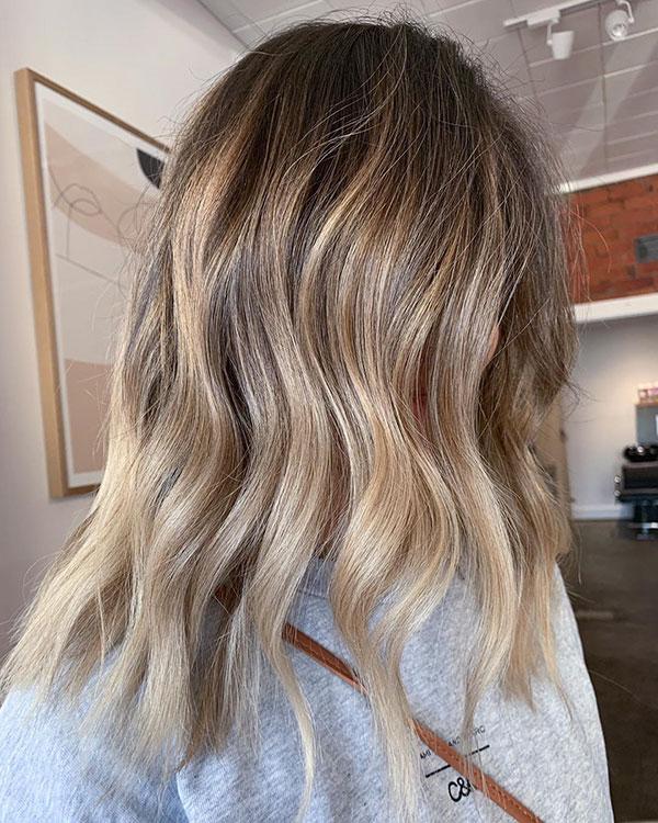 Medium Ombre Hair