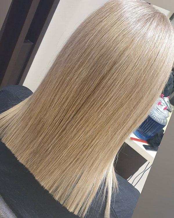 Sharp Medium Haircuts